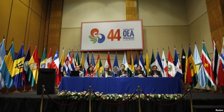 OEA Paraguay