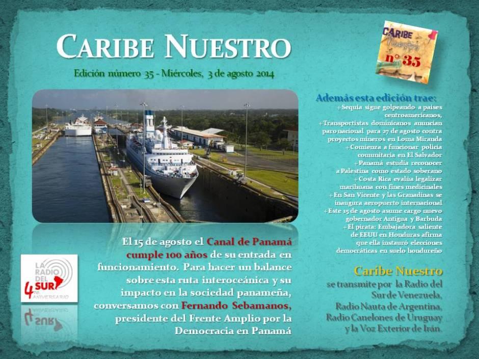 Caribe Nuestro n 35