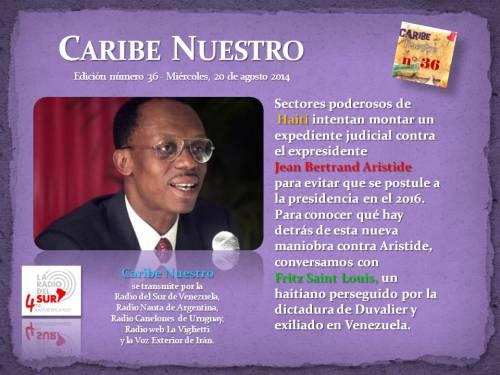 Caribe Nuestro n 36