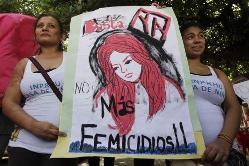 Femicidio Honduras