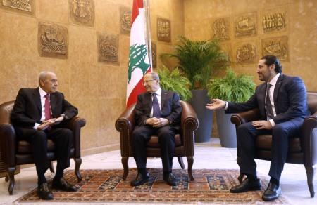 Primer Ministro Libanés Saad Hariri