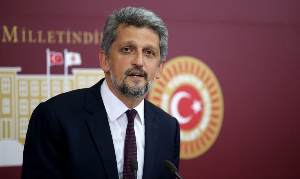 Dirgente del Diyarbakir, Garo Paylan- Ph AA.